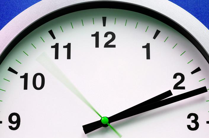 Ventajas e inconvenientes del cambio horario