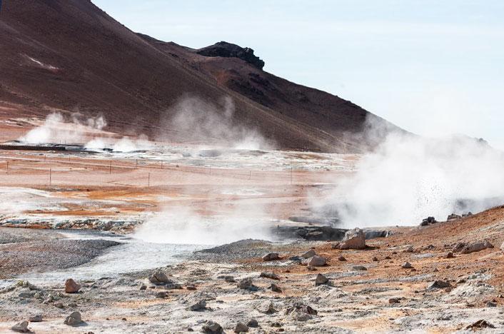 ¿Qué es la energía geotérmica,?