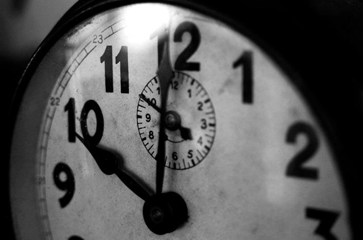 historia del cambio de hora