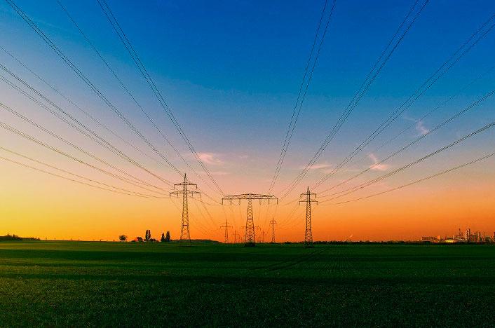 Qué son las líneas eléctricas