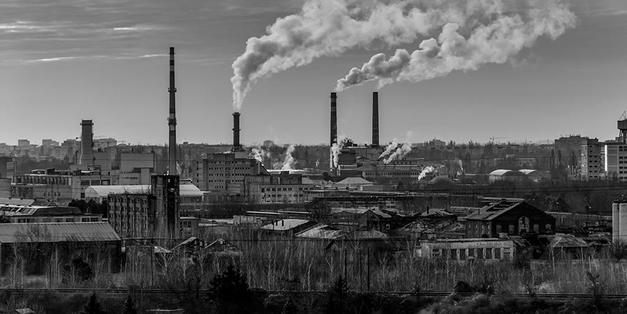 Emisiones de CO2 por actividad humana