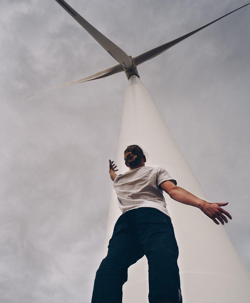 Energía Eólica Molino