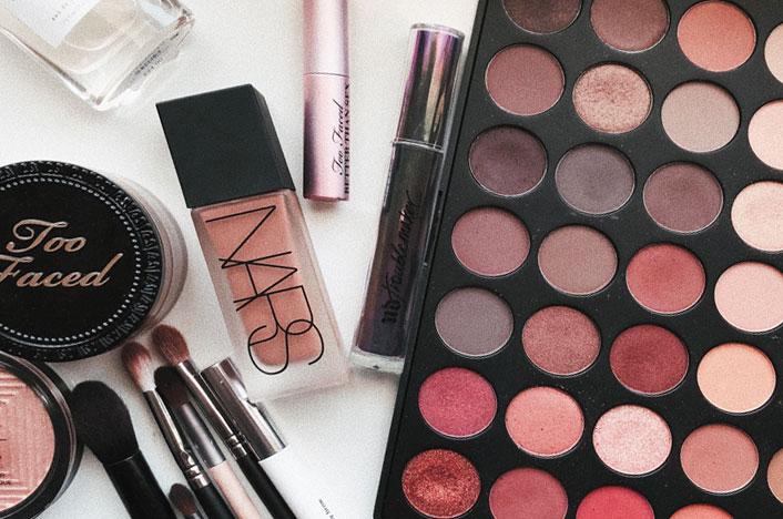 Distintos tipos de maquillaje
