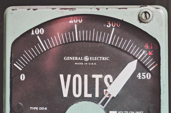 Aparato medidor de energía