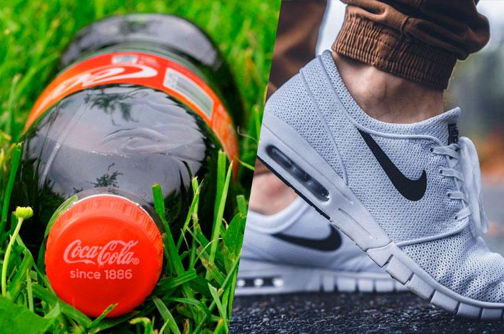 coca-cola y nike, ejemplos de economía circular