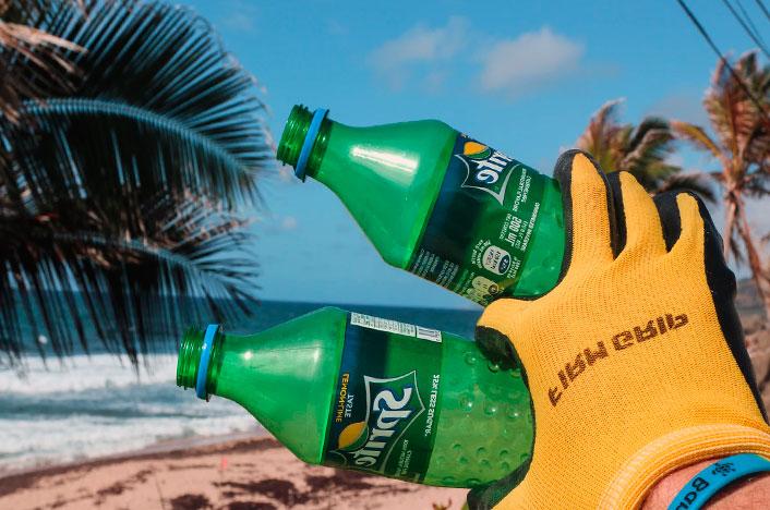 reciclar botellas deplastico