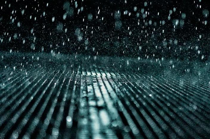 lluvia grafeno