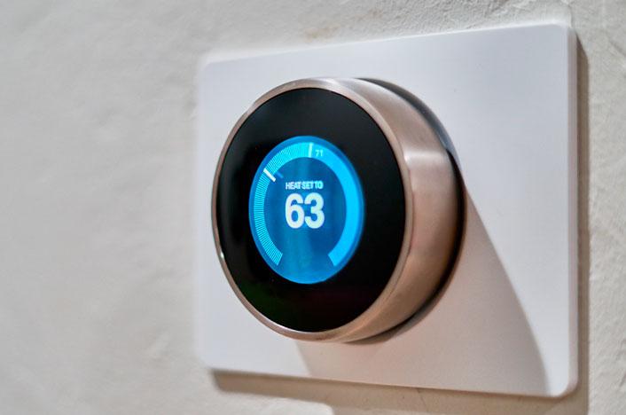 Regulador de temperatura del aire acondicionado