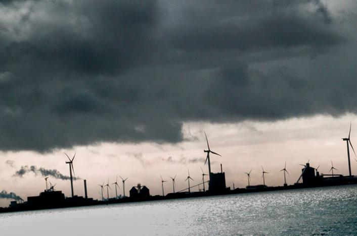 Energia Eolinca off shore