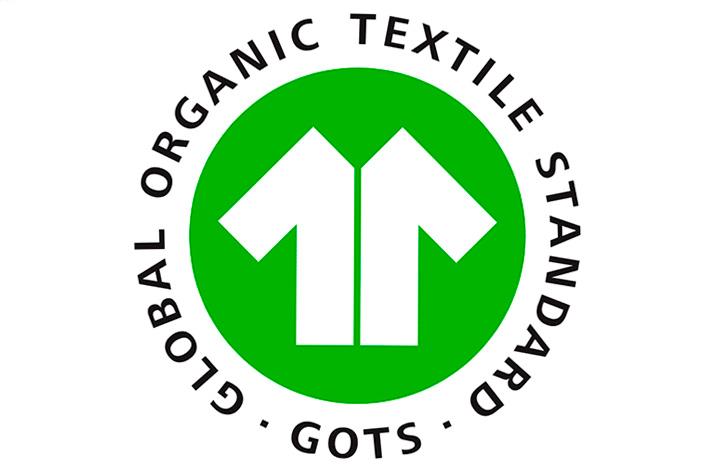 Etiqueta gots. Certificado ecológico. Marcas sostenibles de ropa