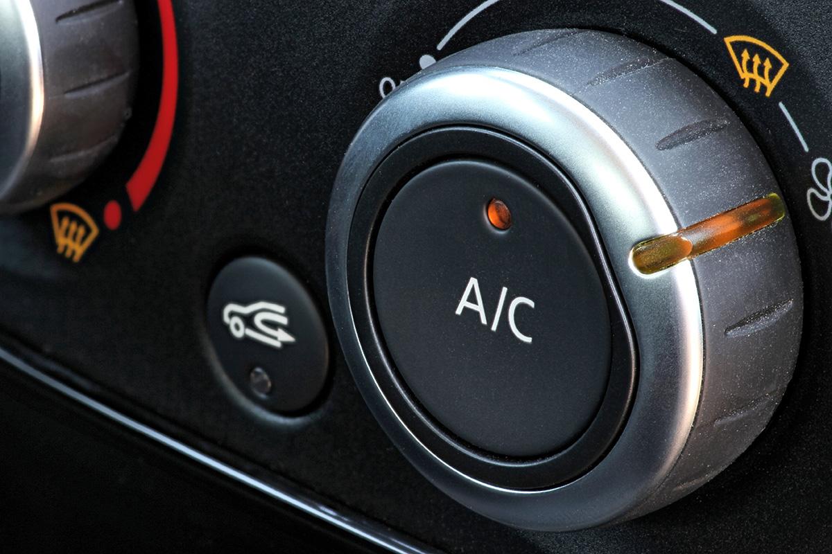 Aire acondicionado coche eléctrico