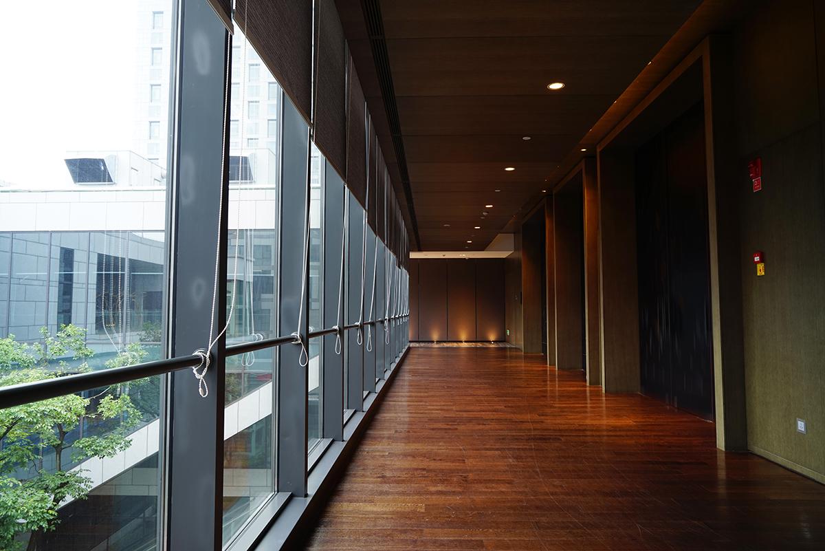 Interior hotel eficiente
