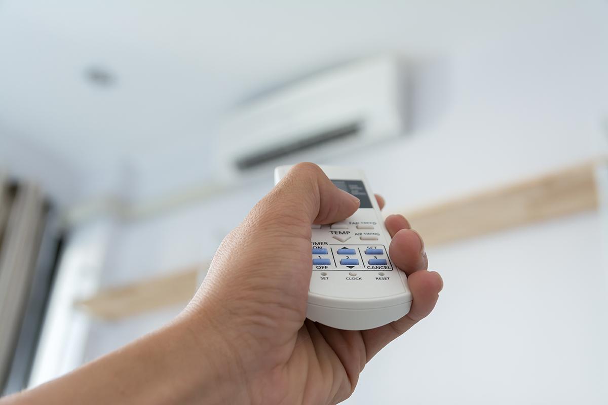 Regulación temperatura hotel