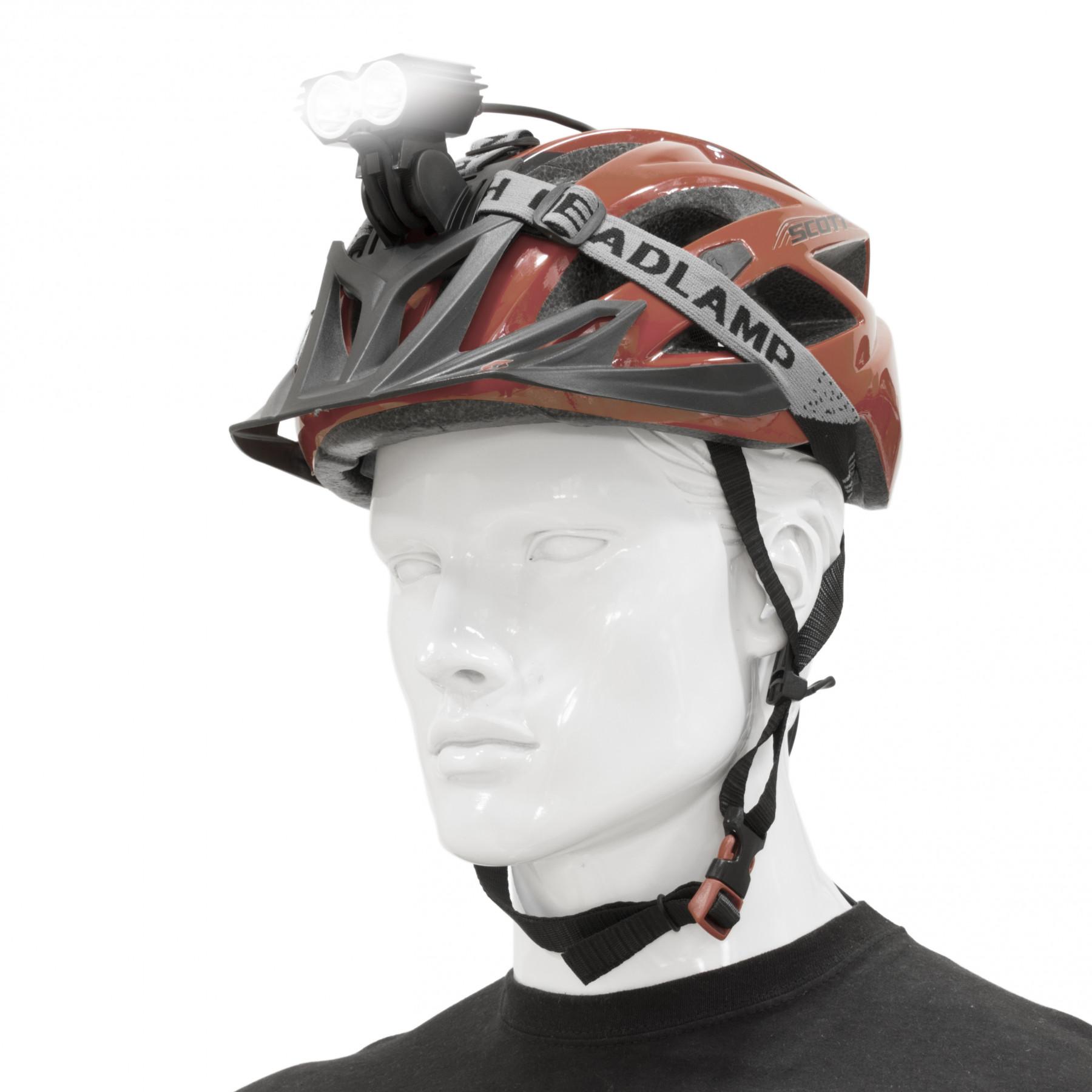 Casco de bici para aumentar la seguridad