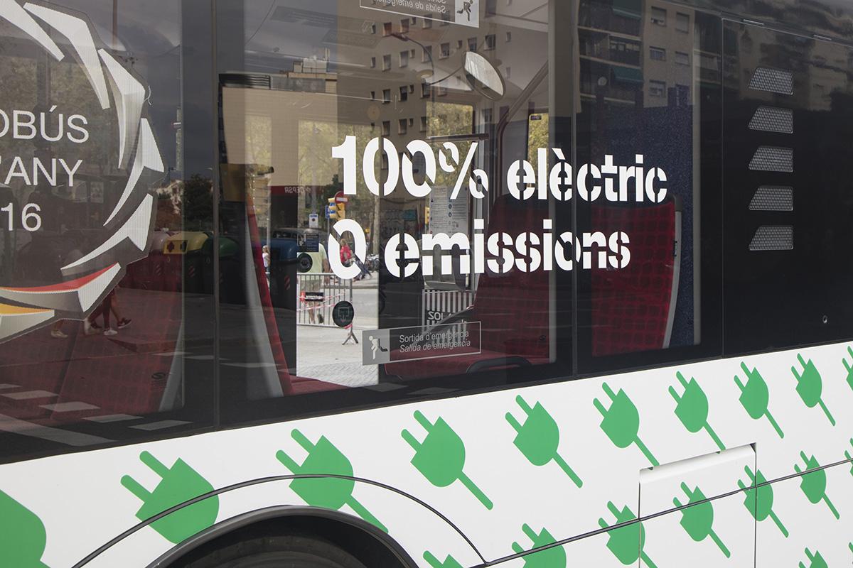 Transporte público 100% ecológico