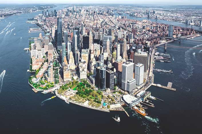 Las ciudades y sus consecuencias debido al turismo