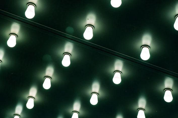 Bombillas LED o bombillas de bajo consumo