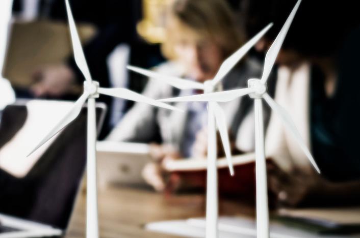 Cómo construir una turbina eólica
