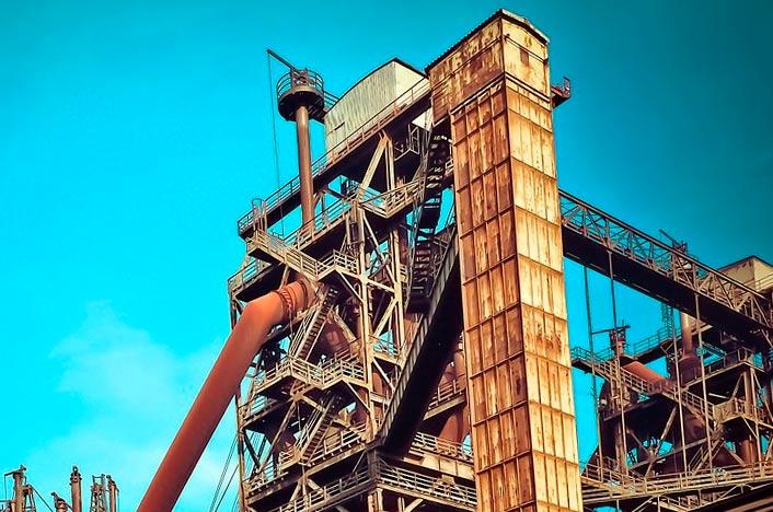 Industria de biomasa
