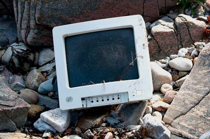 cómo reciclar basura electrónica adecuadamente