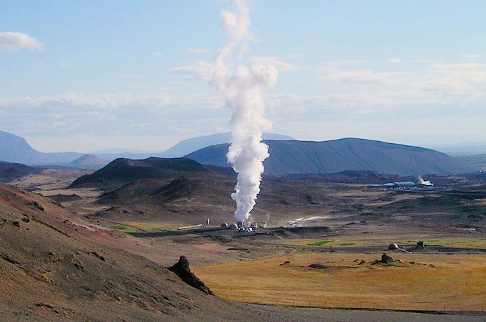 Recursos geotérmicos