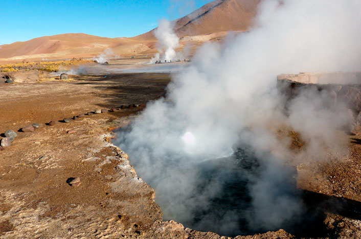Riesgos de la energía geotérmica