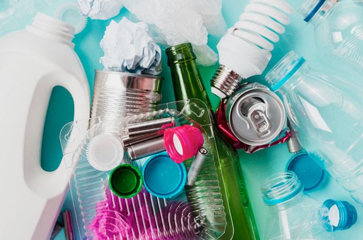 tipos de residuos urbanos