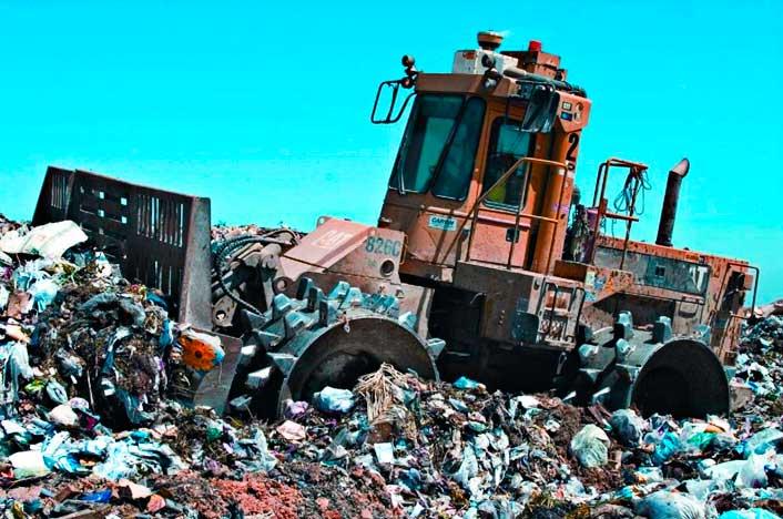 Tratamiento de la basura