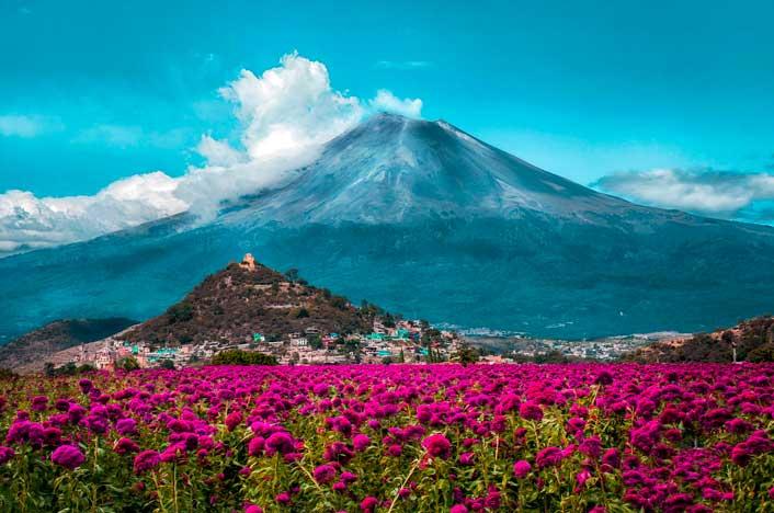 Energía geotérmica en volcanes, ejemplo de las energías renovables en México
