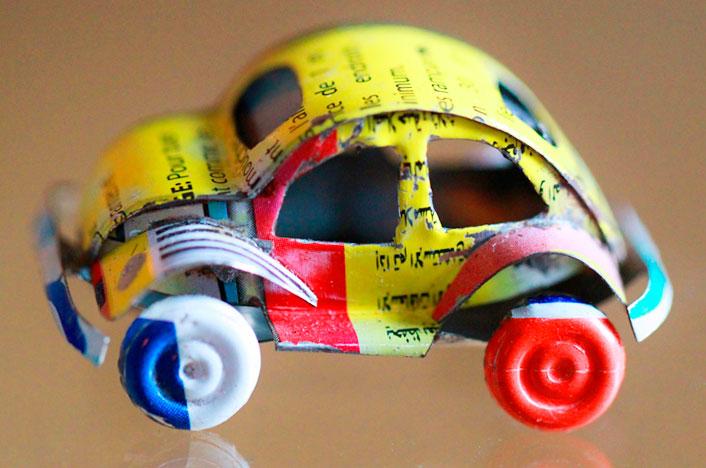 Cómo hacer un coche eléctrico: paso a paso