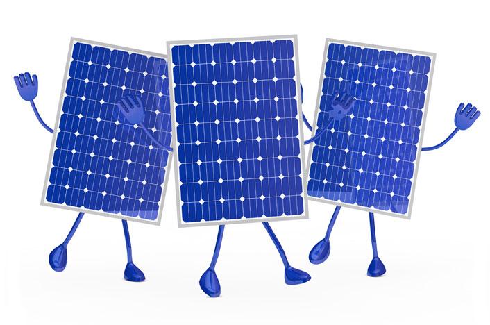 Cómo hacer un panel solar casero