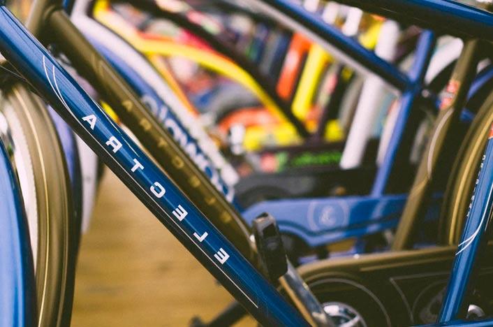 Ventajas de las bicicletas