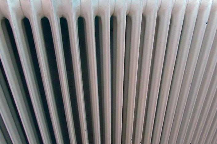 Estructura de radiador