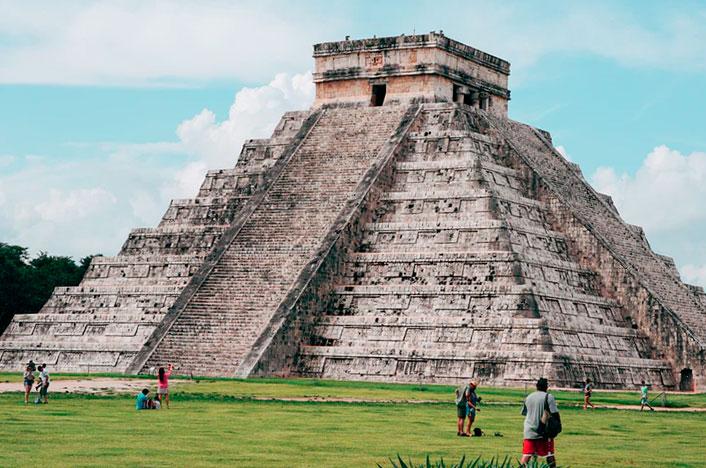 Pirámide de Mexico