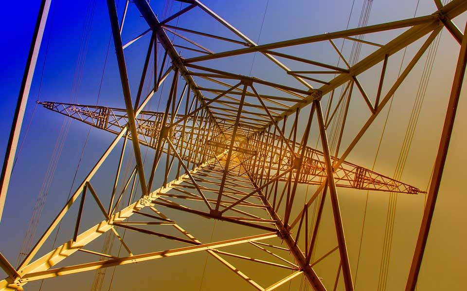 Torre de sustentación Energía Eléctrica
