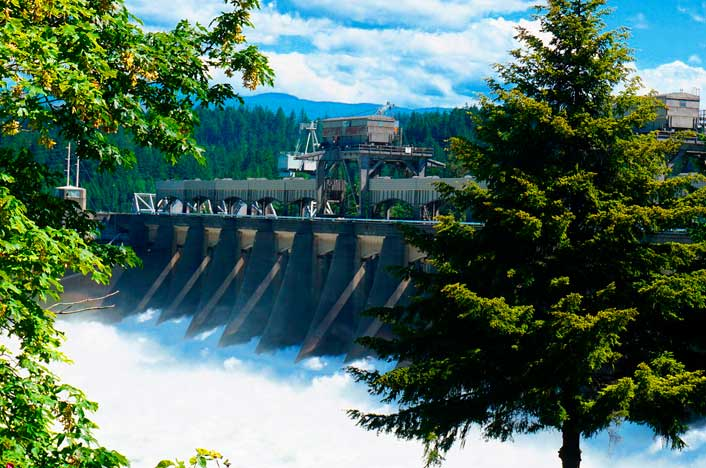 ventajas de la energía hidráulica