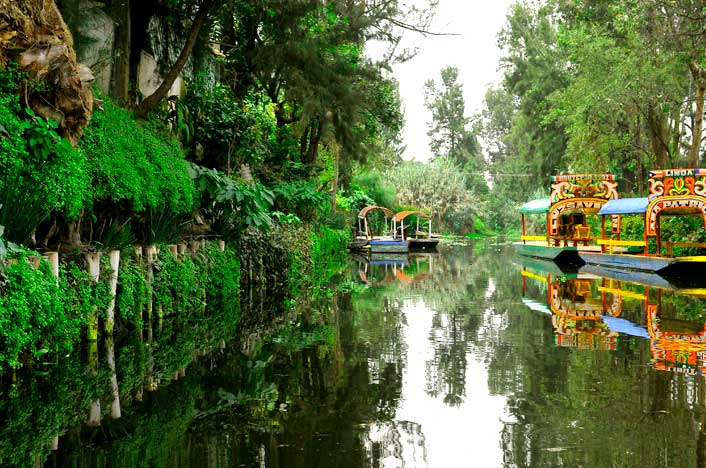Aguas de Xochimilco