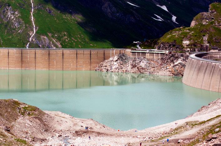Efecto de la energía hidráulica en los ecosistemas acuáticos