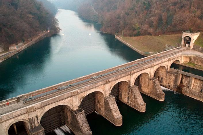 Impacto de la energía hidráulica en el ambiente
