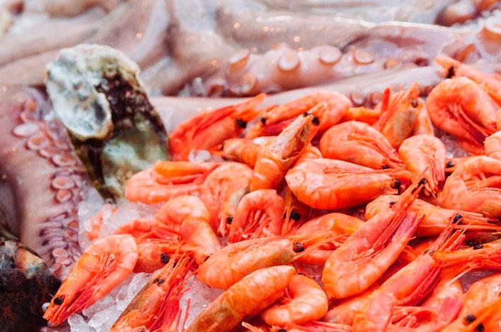 Sobrepesca de marisco