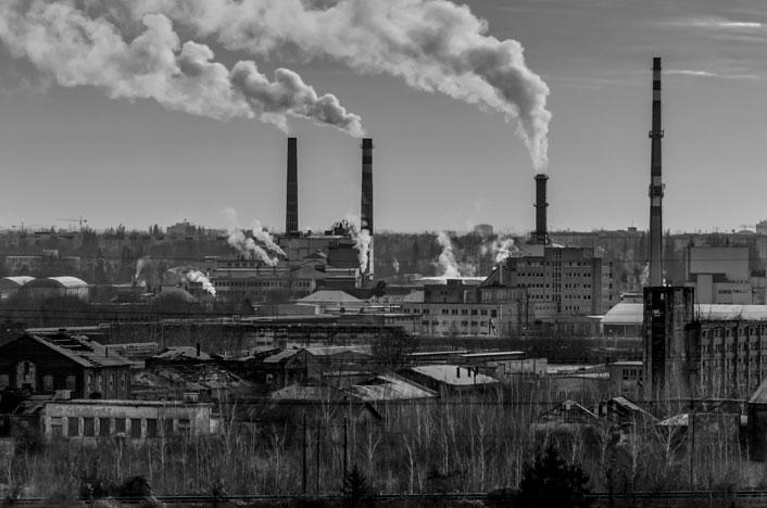Contaminación térmica en las ciudades