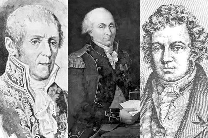 Personajes de la historia de la energía eléctrica