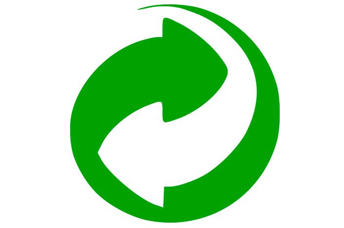 Símbolo del punto limpio