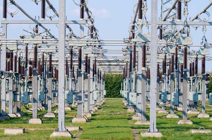 Cuántos tipos de subestaciones eléctricas existen