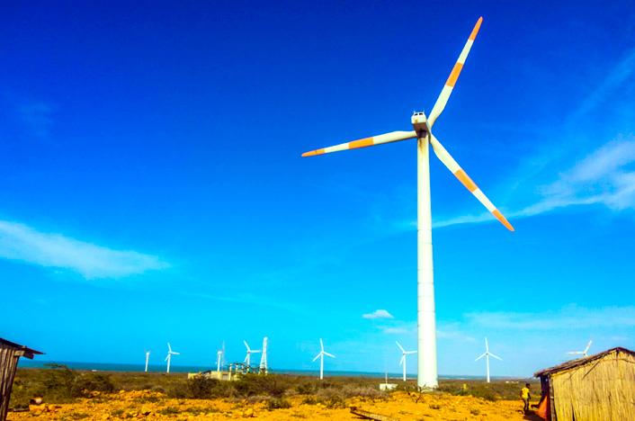 La generación de energía en Colombia