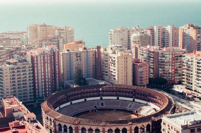 Málaga con nuevas tecnologias para el ahorro energético