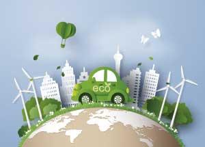 ventajas coches eléctricos aparcamiento