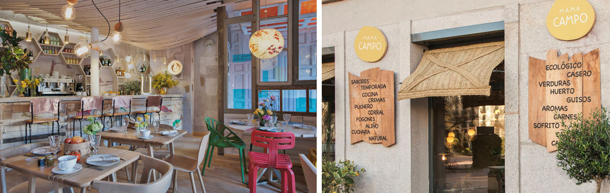 Mamá Campo: nuevo concepto de gastronomía y arquitectura eco