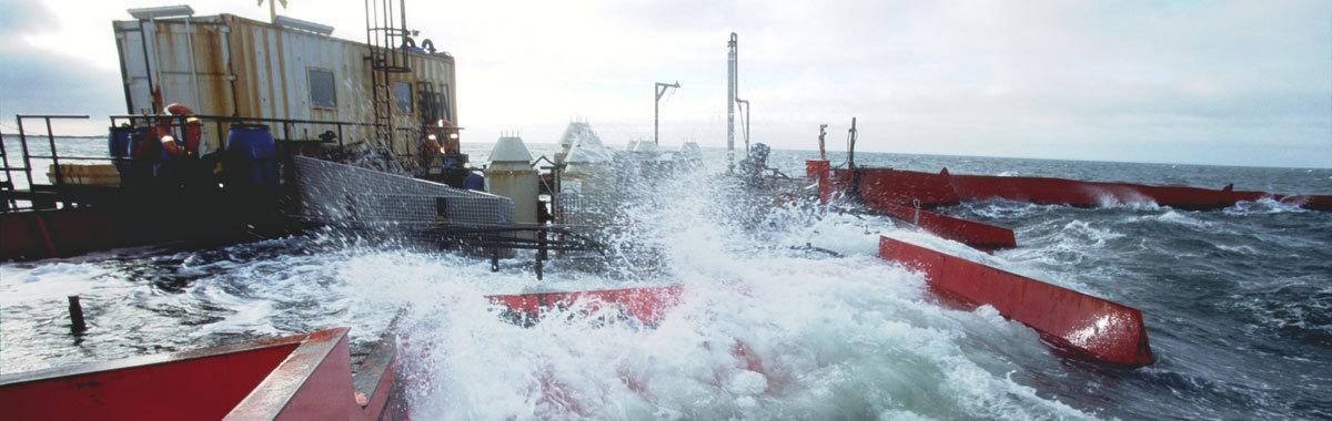 Dinamarca apuesta por la energía undimotriz