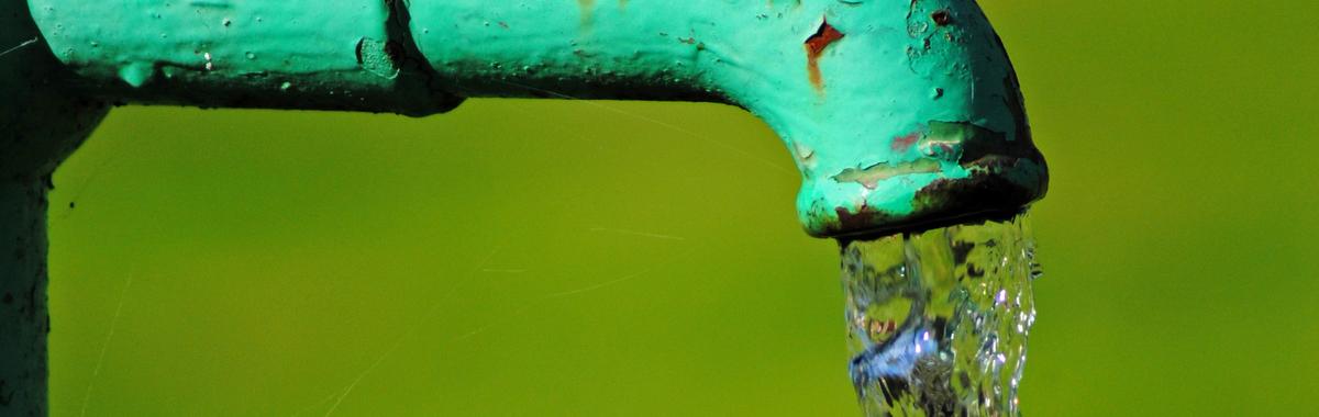 Agua potable en México